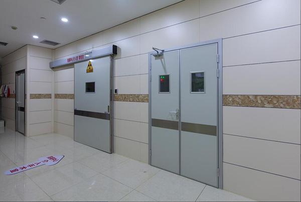 介入手术室普通洁净门1