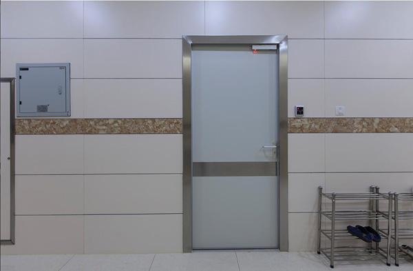 介入手术室普通洁净门2