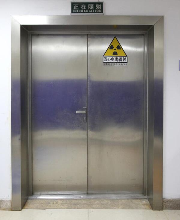 平开式防护门
