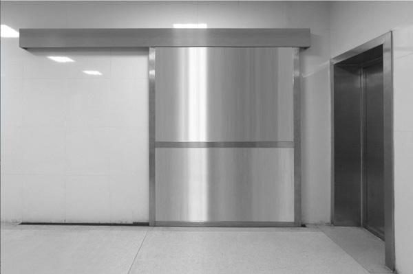 直线加速器治疗室防护门2